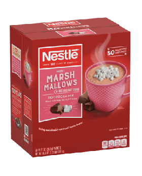 Nestlé Rich Chocolate w/ Marshmallow Hot Cocoa Mix  50 x 0.71oz