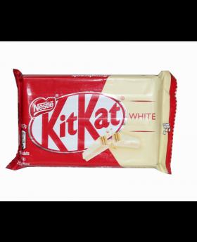 NESTLÉ  Kit Kat 4 Finger White 41.5g
