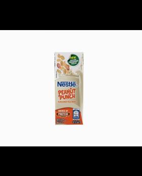 Nestle Peanut Punch Flavoured Milk Drink 200 ml 12 Pack