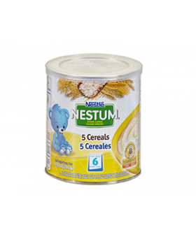 NESTUM BIFIDUS BL Infant Cereal Stage 2 (From 6 months) 5 Cereal 270g Canister