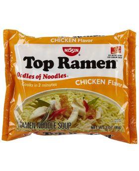 Nissin Chicken Ramen 24x3oz