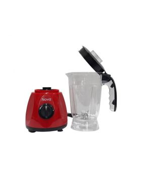 Nova DL3366 Red & Black Food Blender