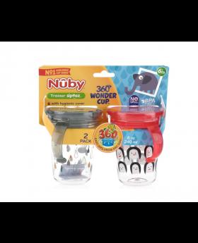 Nuby 360 Wonder Cup (2 Piece)