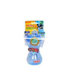 Nuby-Trainer Sipeez Blue-300ML