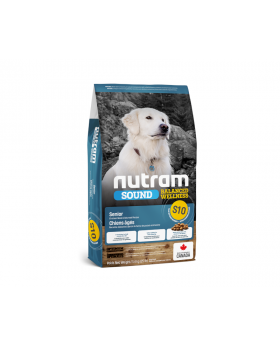 Nutram S10 Sound Balance Natural Senior Dog Food 13.6kg