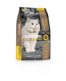 Nutram T24 Total Grain Free Salmon & Trout Cat Food 1.8kg