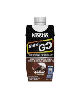 Nestle Chocolate NutriGo 330ML