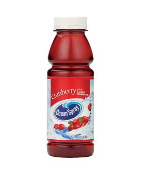 Ocean Spray Cranberry Variety 12 Pack 450ml