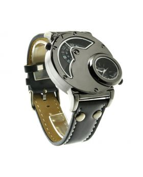 Oulm Russian Aviator Pilot Watch