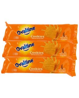 Ovaltine Cookies 227g 3 Pack