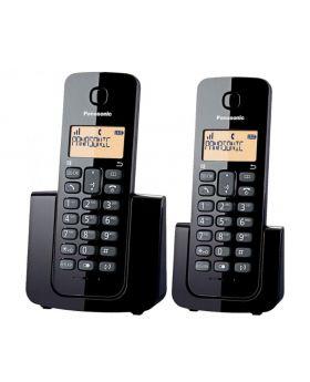 Panasonic KXTGB112 Digital Cordless Phone with 2 Handsets