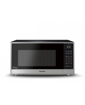 Panasonic NN-ST765S Evolved Genius Microwave with Cyclonic Inverter Technology