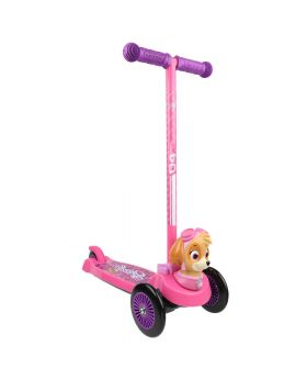 Paw Patrol Skye 3d Scooter with 3 Wheels