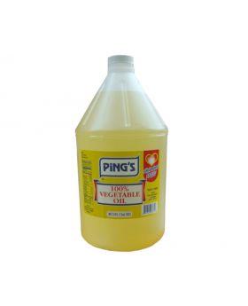 Pings Vegetable Oil 1 Gallon