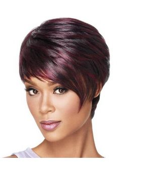Pixie Wig Short 100% Human Hair