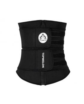 Plus Double Hook-and-Loop Waist Trainer 4XL
