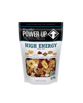 Power Up High Energy Trail Mix Gourmet Nuts