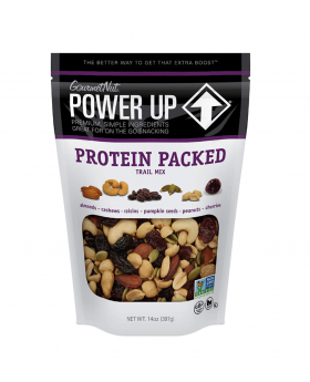 Power Up Protein Packed Trail Mix Gourmet Nuts