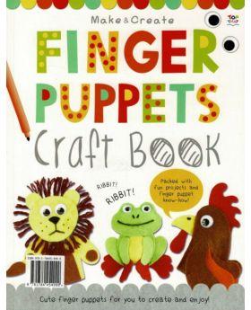 Finger Puppets Craft Book