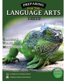 Preparing for The Language Arts Tests Grade 2 Standard 1