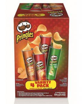 Pringles Variety 4 Pack