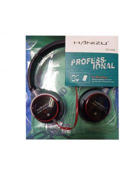 Professional Talk Wired Headset Black