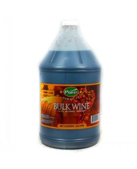 Pure Bulk Wine 3.8 Litres