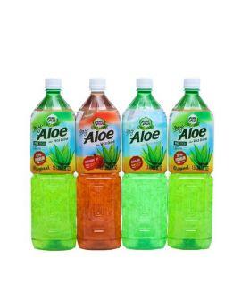 PURE PLUS Aloe Vera drinks 1.5 Litre 4 Pack