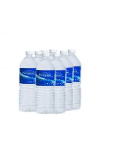 Purewater Purified Drinking Water 600 ml  24 Case