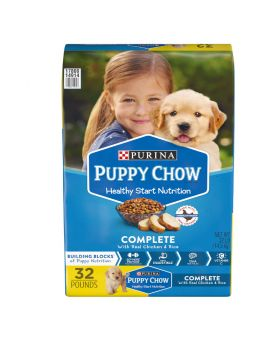 Purina Puppy Chow Complete 17kg