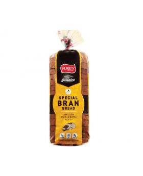 Purity Special Bran Bread 550g