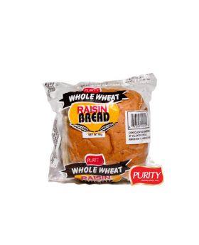 Purity Whole Wheat Raisin Bread 98g 10 Pack