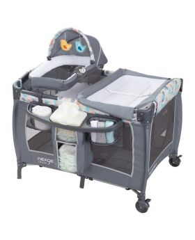 Baby Trend NexGen Dreamland Nursery Center - Kaleidoscope