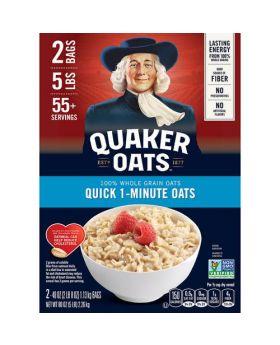 Quaker Quick Oats 2/42oz