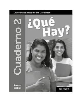 QUE HAY? WORKBOOK 2 SECOND EDITON OXFORD