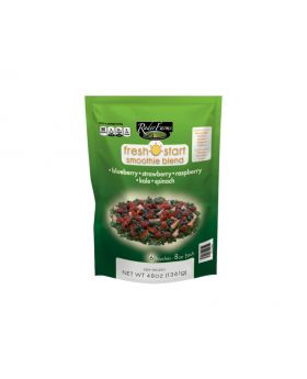 Rader Farms Fresh Start Smoothie Blend 8 Oz. 6 Pouches Pack