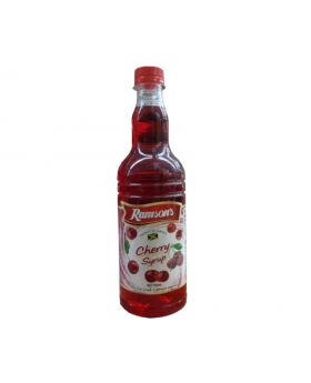 Ranson's Syrup Cranberry 750ml
