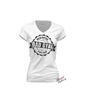 Rated Mature Bad Gyal Since 2010 Designer Women's T-shirt