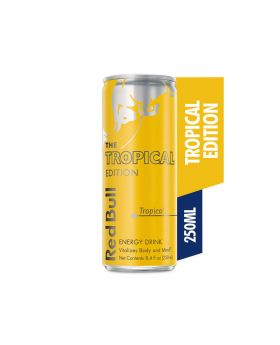 Red Bull Tropical Edition 250ml 4 Pack