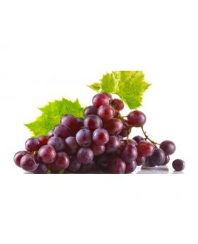 Red Seedless Grapes 2 Lbs Bag