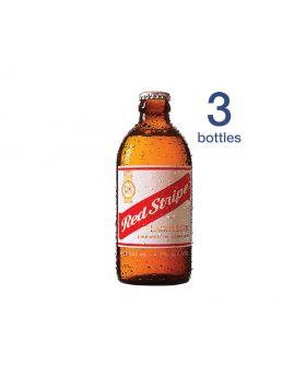 Red Stripe Larger Beer 341 ml 3 Pack