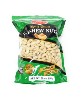 Regal Lightly Roasted Cashew Nuts 30 Oz./1.87 lb.