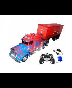 Remote Control Trailer Truck