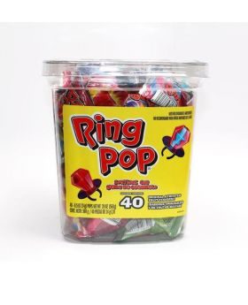 Ring Pops 40 Count
