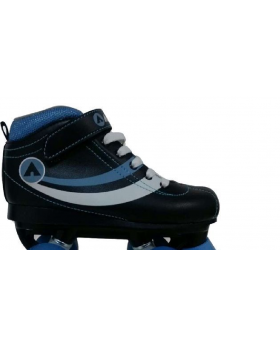 Racer Quad Skates Revo Black (Boys)