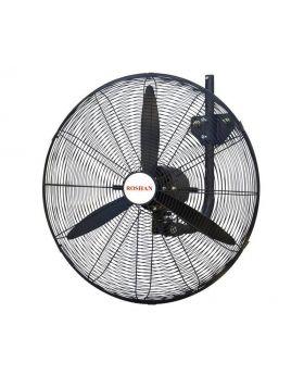 """Roshan 30"""" Diameter 3 Blade Wall Mount Fan"""
