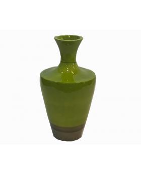 Royal Terracotta Green Decorative Vase