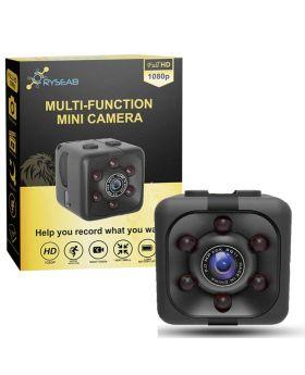 RYSEAB Multi-Function Mini Camera Full HD 1080p