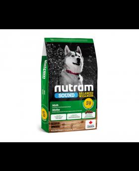 S9 Nutram Sound Balanced Wellness 13.6kg Adult Lamb Natural Dog Food