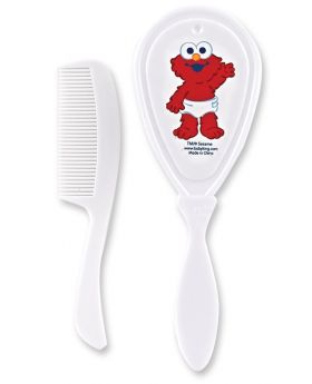 Baby Brush and Comb Sets (Elmo)
